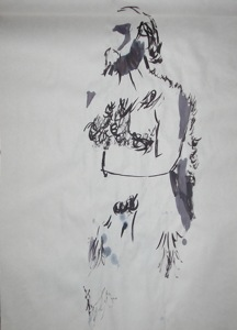 India Ink Drawing 9